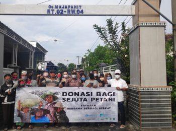 Donasi KitaBisa Jaga Pangan Indonesia