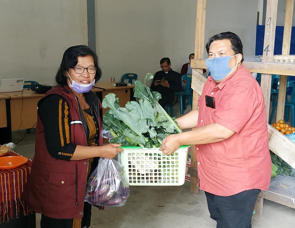 Pemasaran Hasil Pertanian melalui TIGATA