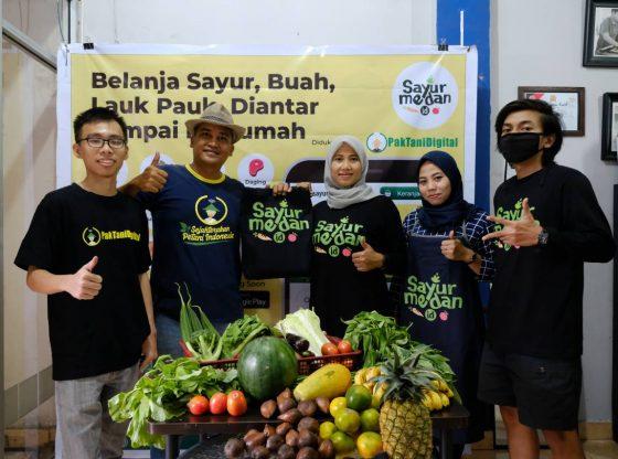Sayur Medan, Aplikasi Belanja Online Kebutuhan Dapur di Medan