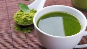 gambar teh hijau